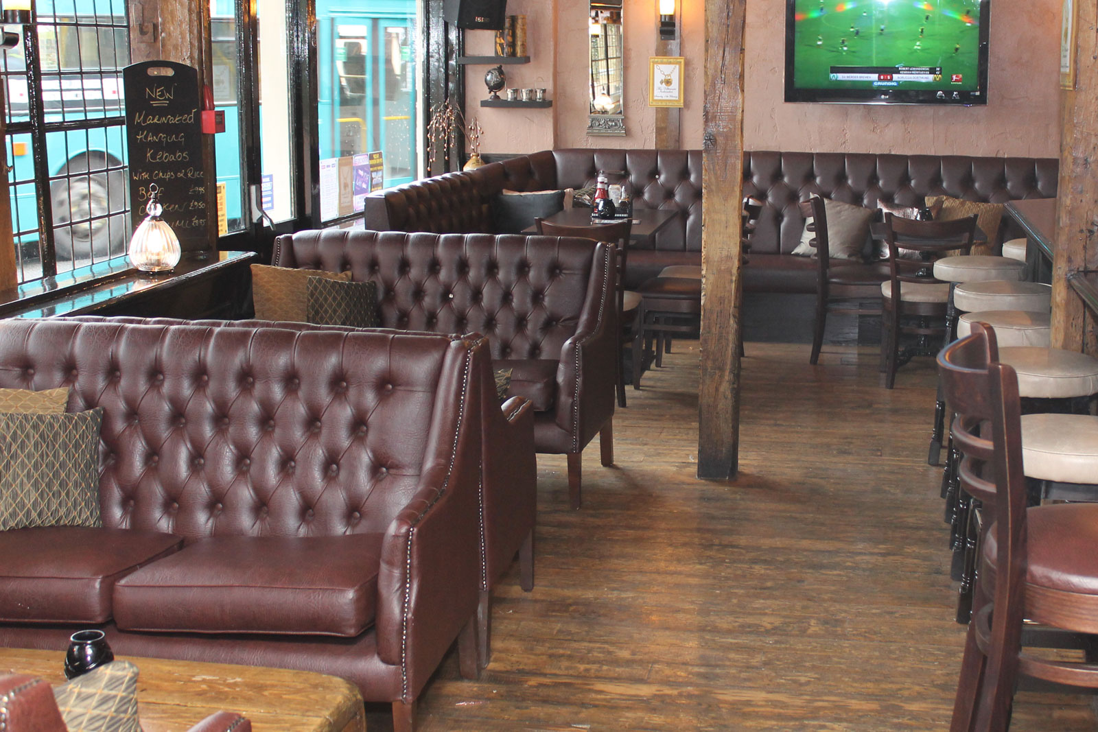 Pub Furniture London Fitz Impressions