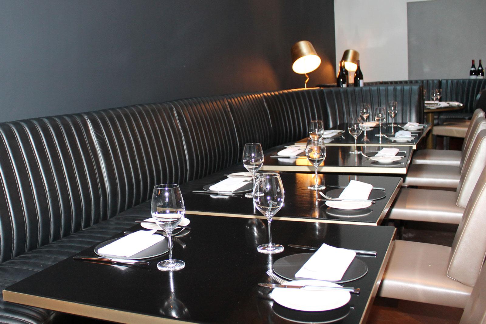 Restaurant furniture london fitz impressions