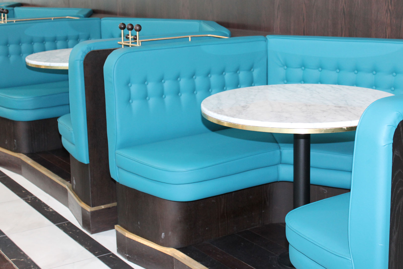 Restaurant furniture for the perfectionists cafe london