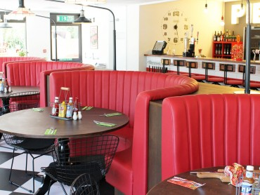 Banquette Seating Oxford