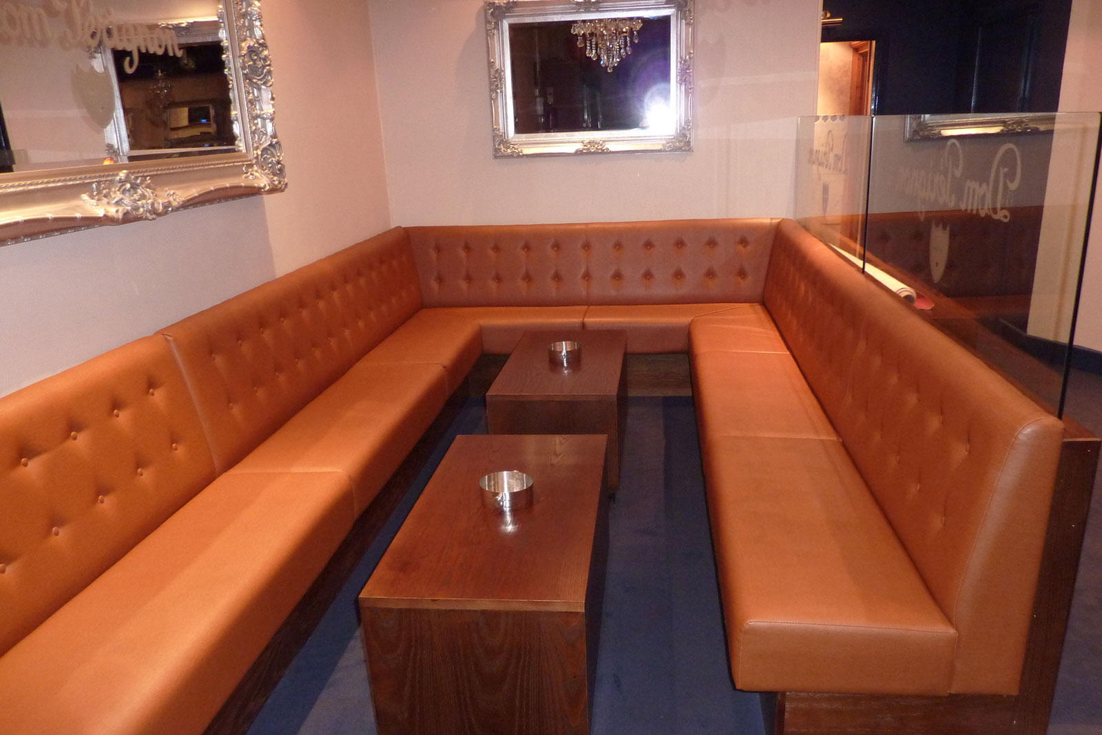 Nightclub Furniture Amp Vip Booth Seating For Club One Ascot
