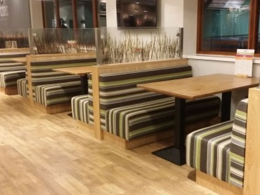 Fixed Seating Birmingham Manchester